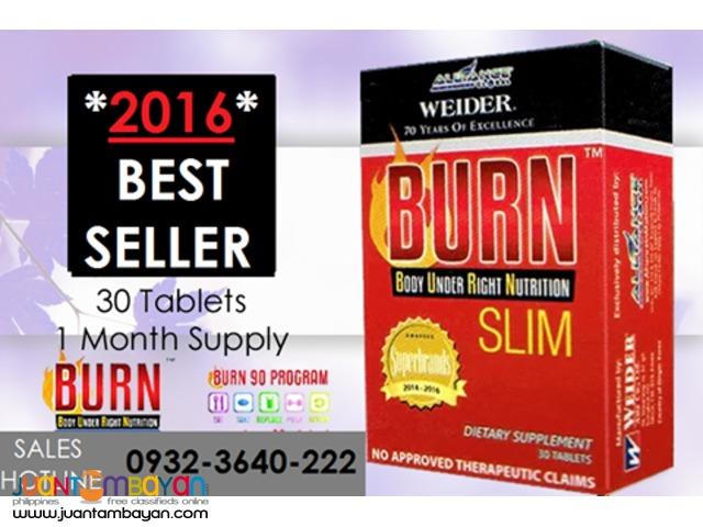 BURN SLIM -  Fastest Slimming Tablet BUY1-TAKE1 PROMO!