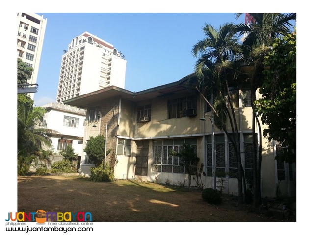 RUSH SALE!!! Old House & Lot, Panay Avenue, QC.