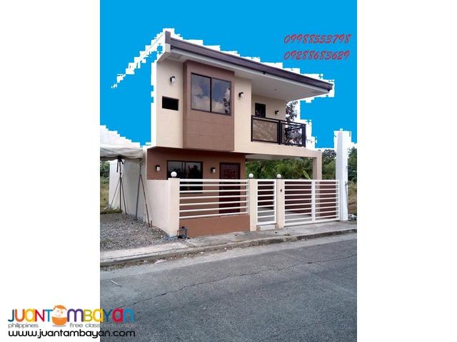 Affordable House and lot  Multinational Pque.