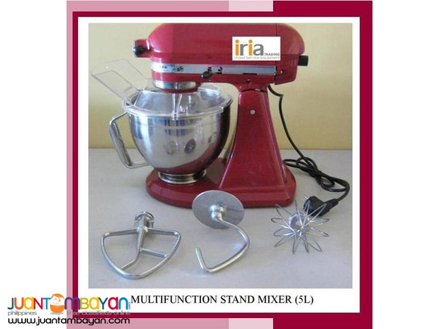 MULTI-FUNCTION STAND MIXER BRAND NEW FOR SALE!!!