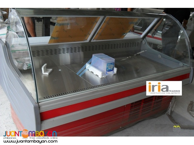 MEAT CHILLER SHOWCASE (for BUSINESS)