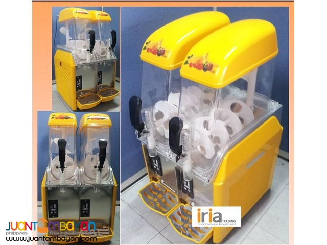 SLUSH MACHINE (YELLOW SERIES)