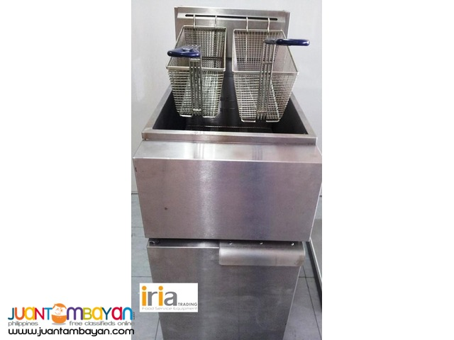 High Quality Gas Deep Fryer (30 liters) for SALE!!!