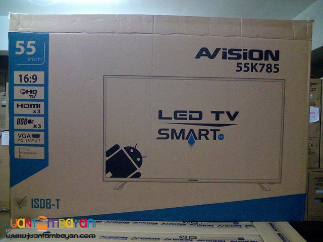 Avision 55 inches Smart TV