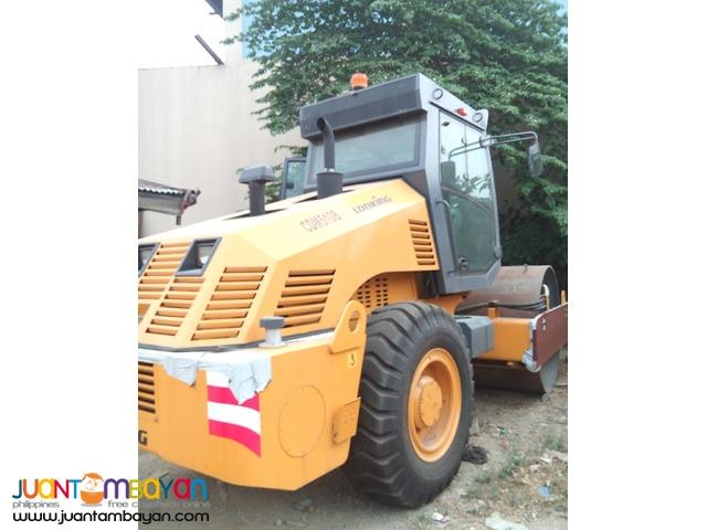 Lonking CDM510B 10Tons Road Roller / Pizon