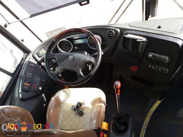 Brand New Asia Star Bus Model 33+1 Seater