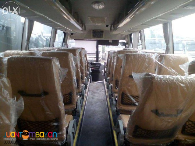 Brand New Asia Star Bus Model 33+1 Seater