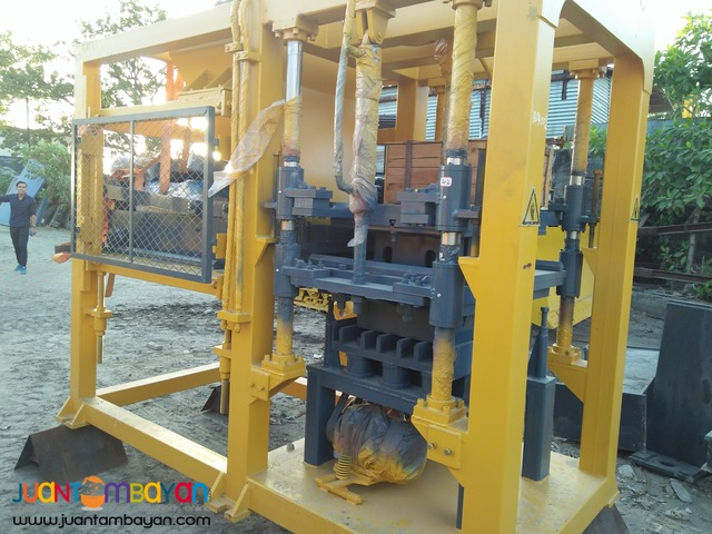 Brand New Automatic Hollow Block Machine [HQTY3-25] 4Sale