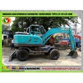 Brand New Jinggong JG80 Hydraulic Excavator Wheel and Chain Type