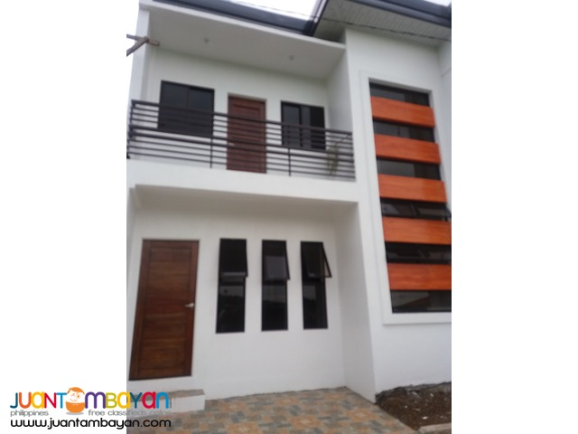 For Sale Greenridge Brand New House and Lot Binangonan Rizal