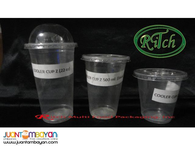 PLASTIC CUPS LIDS