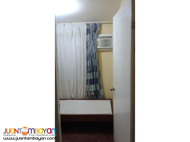 ROOM FOR RENT AIRCON NEAR AYALA AND MANGO