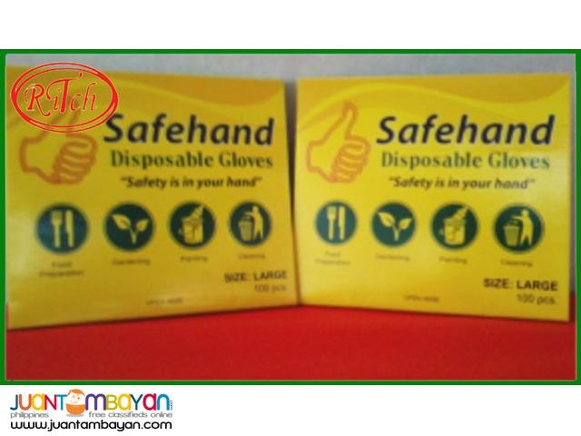 SAFE HAND GLOVES
