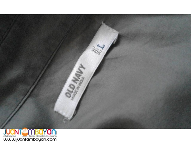 #1f OLD NAVY Button-down Polo