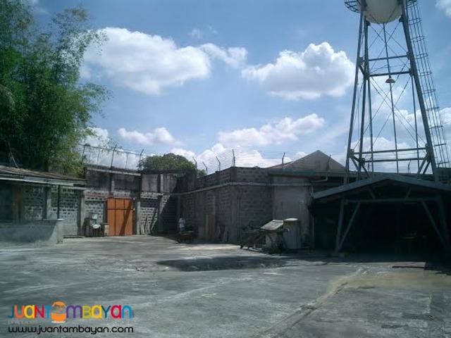 FOR SALE!!! Warehouse in Tandang Sora, Quezon City