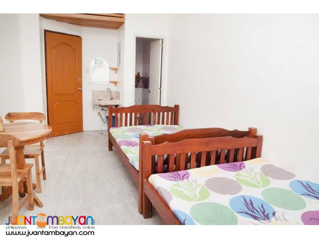 Daily and Monthly Room Rentals in Metro Manila