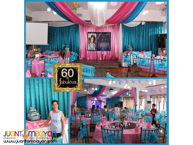 Events and Party Venue in Metro Manila