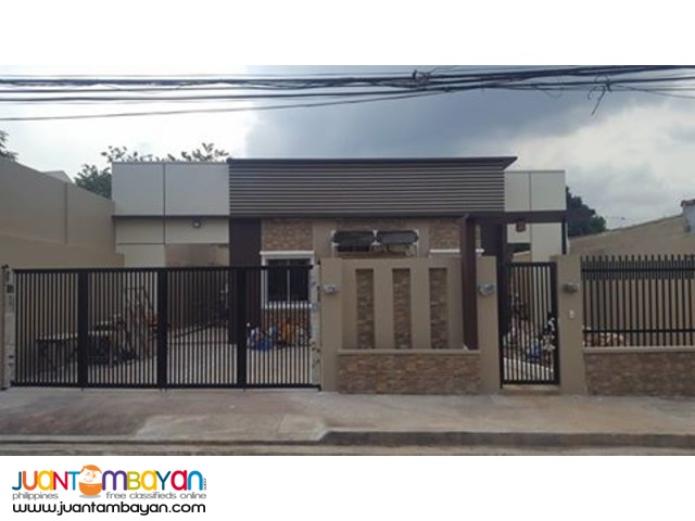 Brand new bungalow Marikina