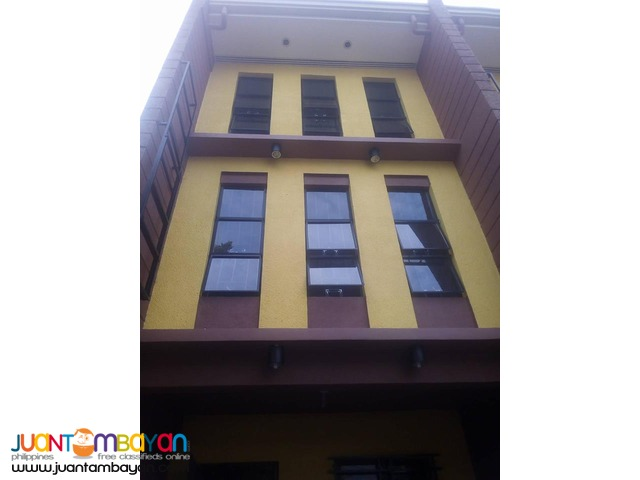 FOR SALE!!! Brand new townhouse near SM North and Trinoma