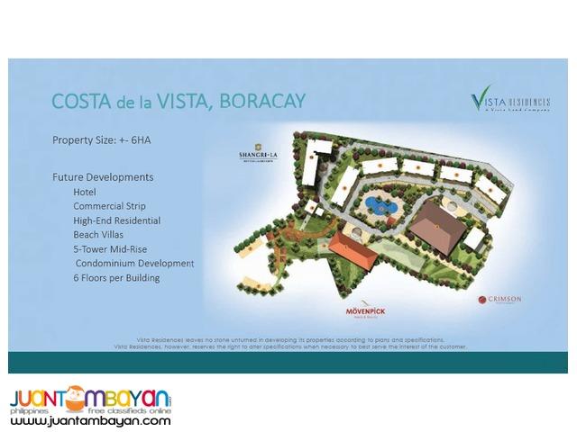 COSTA DE LA VISTA BORACAY CONDO INVESTMENT