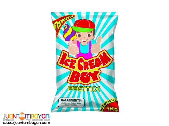 Ice Cream Boy Premix