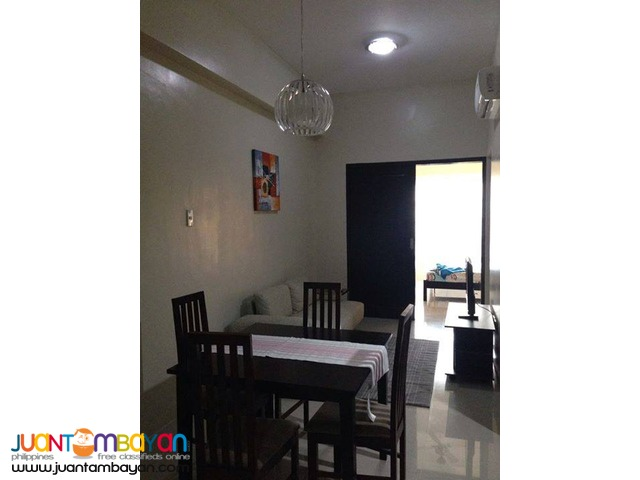 1BR 35k Furnished Condo Unit For Rent in Banawa Cebu City