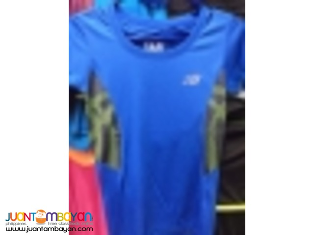 Underarmour, Nike, New Balance shirts and many more!