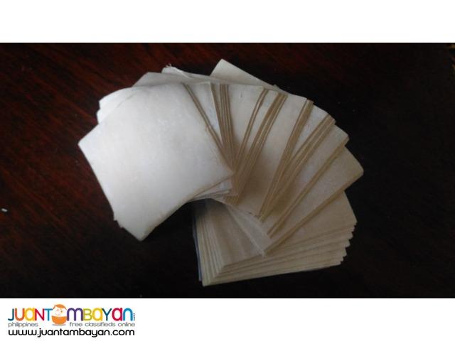 siomai / molo wrapper