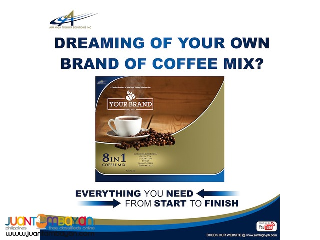 Toll Manufacturing for Coffee Mix