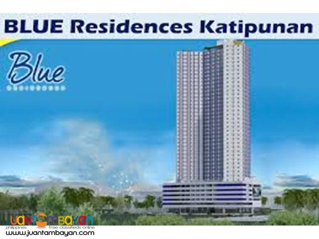 Blue Residences katipunan