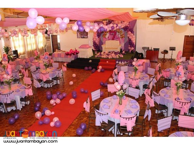 party venue with all in packages in mandaluyong