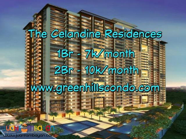 The Celandine Residences Condo in Quezon City A. Bonifacio