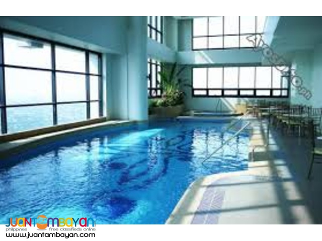 2Bedroom w/ ParkingFully Furnished AT BSA TWIN TOWER SM MEGAMALL