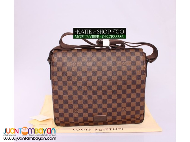LOUIS VUITTON DISTRICT Damier