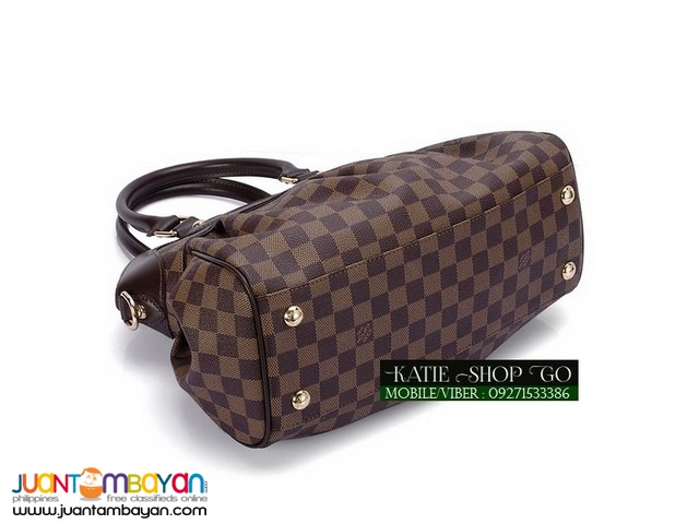 Louis Vuitton Damier Ebene Canvas Trevi