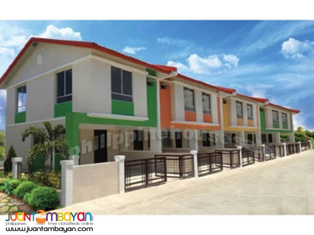 Elliston Place in Gen.Trias Cavite via Daang Hari