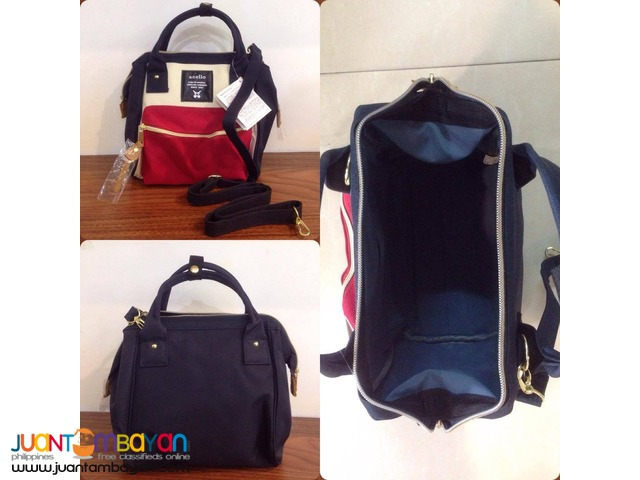 Anello Mini Boston Bag