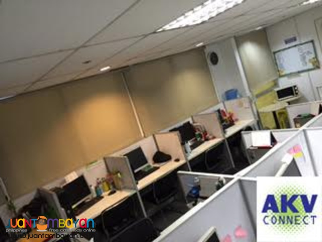 AKV Connect BPO Seat Lease