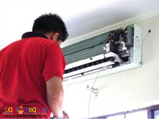 Aircon Services and Maintenance