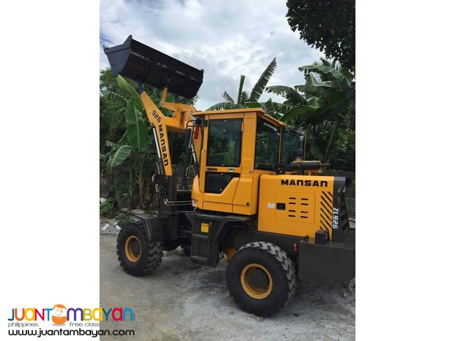 Brand New Mansan 926 Wheel Loader