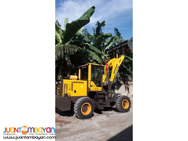 For Sale Mansan 936 Wheel Loader