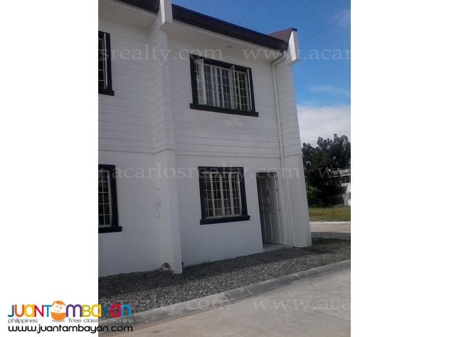 RFO Townhouse For Sale at CASA BLANCA Ampid San Mateo Rizal