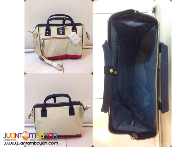 Anello Tote Boston Bag