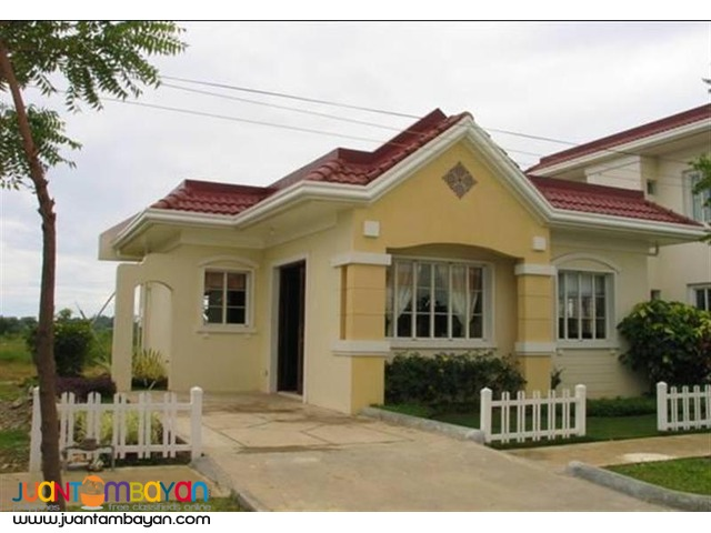 ready for occupancy bungalow house bankal lapu2 aldea del sol