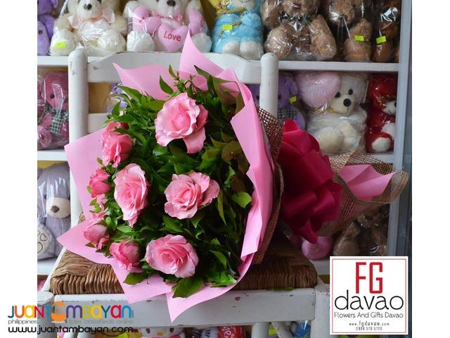 Send Flowers to Davao