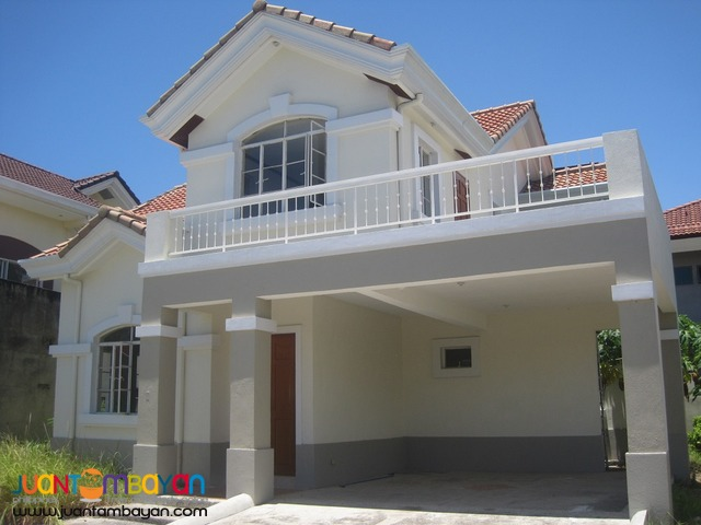 10percent DP ready for occupancy3br house corona del mar talisay