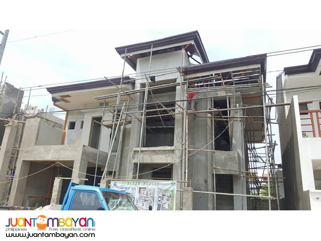 ready for occupancy 4br house corona del mar talisay cebu
