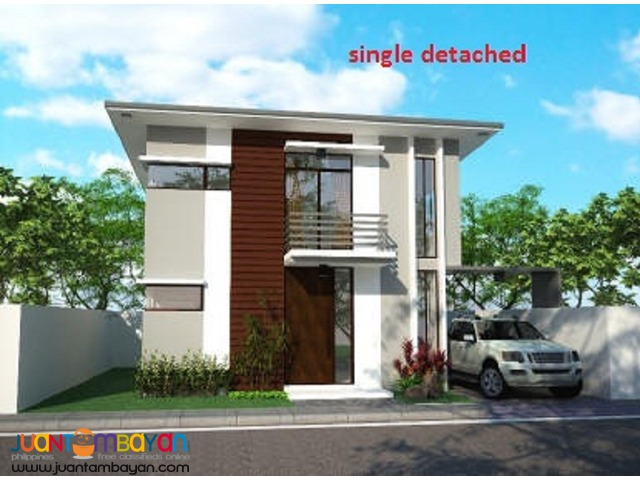 ready for occupancy single detached house north belleza talamban