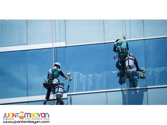 Window Cleaning Services and Face Cleaning Services