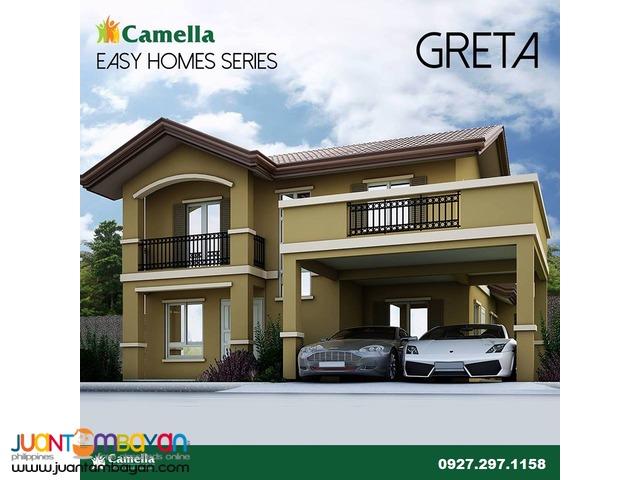 Greta Camella Nueva Ecija Trails, Brgy. Sta. Arcadia, Cabanatuan City